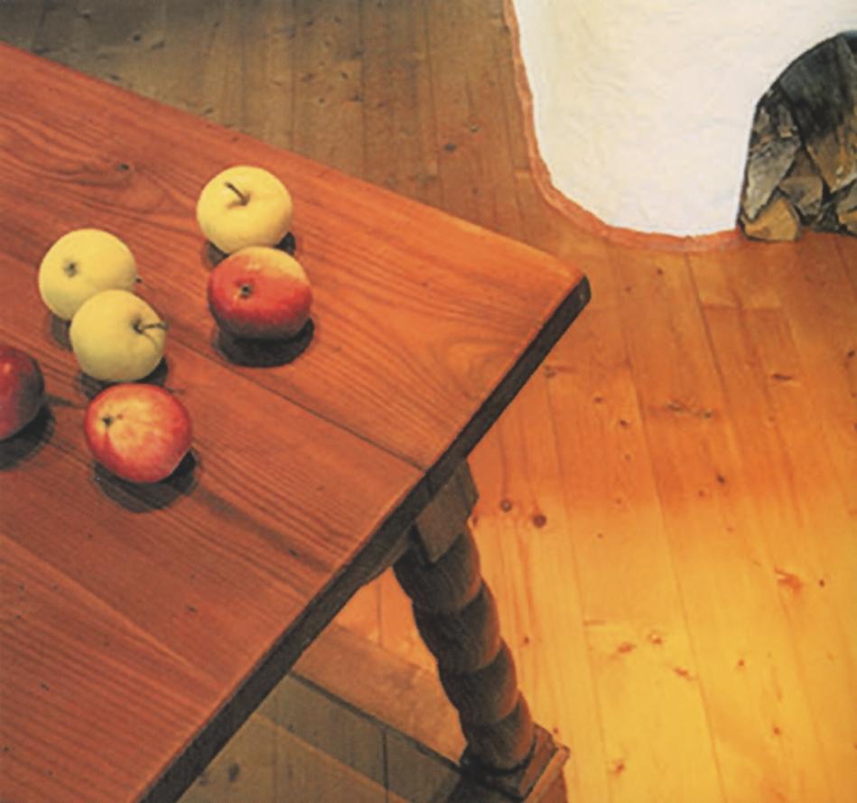 Tischplatte aus massivholz kiefer len natural for Massivholz tischplatte
