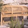 Gartenbank streichen: Holzlasur oder Terrassenöl