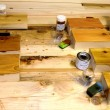Terrassenöl: Farben-Test im Heimwerker-Blog