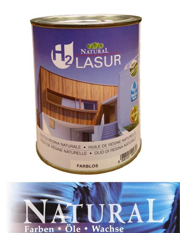 Natural H2-Holzlasur