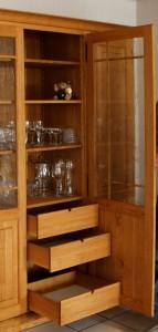 Schrank ode Möbel Innteile geruchlos mit Schellack streichen