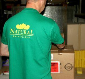 Naturfarben sicher und umweltfreundlich verpacken