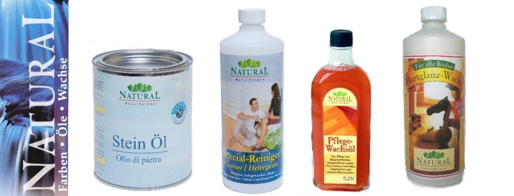 Travertin reinigen und pflegen