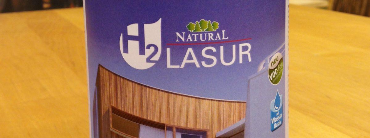 H2-Lasur von Natural