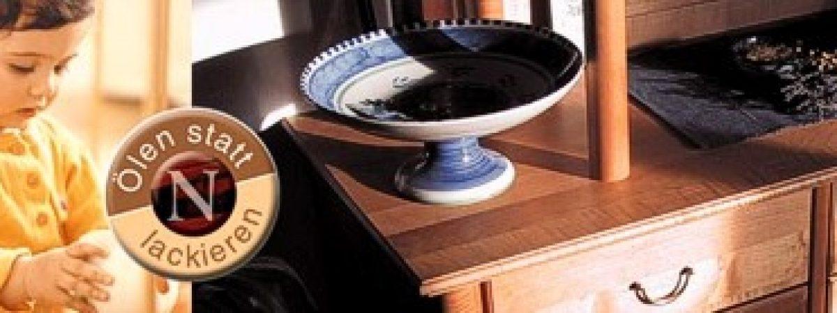 Holz mit Naturöl schützen – Grundregeln für das Ölen