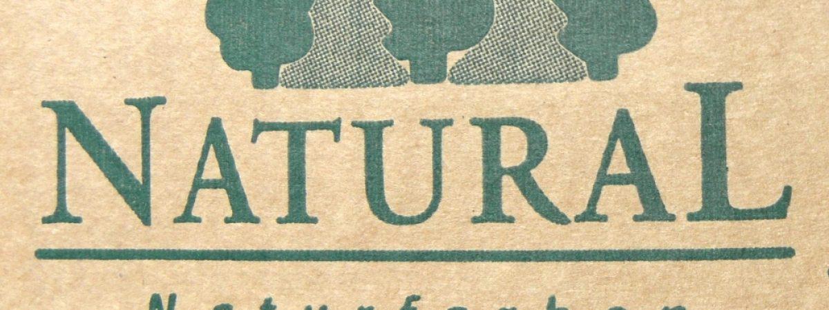 Naturfarben werden jetzt grün versendet: Mit DHL