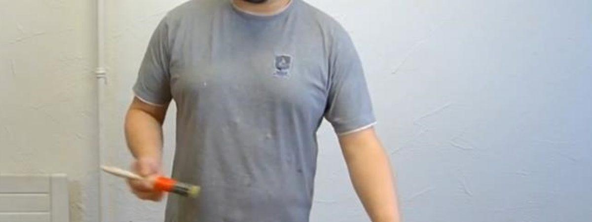 Schellack streichen - ein Video mit Heiko Rech über die richtige Verarbeitung